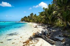 San Blas Island beach