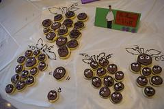 The Grapes of Wrath (Hopkins Rare Books, Manuscripts, & Archives) Tags: jhu cake ediblebookfestival thegrapesofwrath grapesofwrath grapes wrath angry cookies