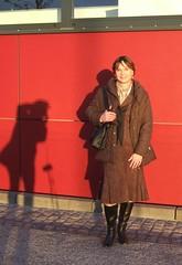 evening sun (Marie-Christine.TV) Tags: sunlight evening abend sonne abendsonne feminine transvestite lady mariechristine dresden skirtsuit kostüm tgirl tgurl tv stemile