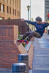 _DSF0124 Skateboarding 4r (CoriJae) Tags: hdr waterstreet downtownmanhattan newyork skateboarding