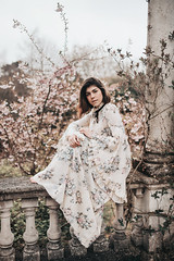 Bloom (hollyrosestones) Tags: select bloom blossom spring pink dress hampstead heath pergola london