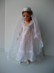 1977 Beautiful Bride (CooperSky) Tags: sindy