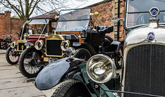 Motor Show (Blaydon52C) Tags: beamish great north steam fair festival transport 2017 durham stanley museum heritage vintage history historic citroen ford rover b12 car motor auto vehicle