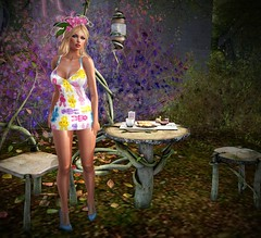 I'll Be Your Hunny Bunny (lauragenia.viper) Tags: astralia bento catwa catya euphoric glamaffair izzies kccouture lumipro maitreya salacity truth welovetoblog whymsicalmarketplace easter white pastel sexy mini dress flowers storybrookegardens virtual avatar blond blonde outdoor person groupgift spring hairaccessory