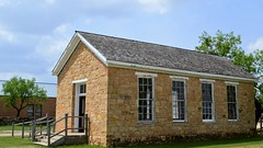 Fort Concho National Historic Landmark in San Angelo, Texas (Diann Bayes) Tags: san angelo texas fort concho baseball history valley westtexas
