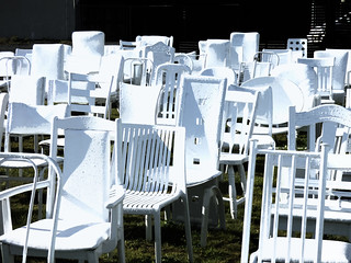 The White Chairs Memorial
