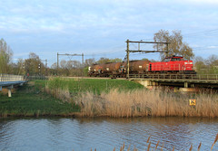 DB Cargo 6418 @ Zwolle (Sicco Dierdorp) Tags: ns db cargo schenker serie6400 onnen kijfhoek zwolle meppel afvoer goederentrein