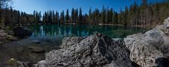 Lac Vert - Passy - Panorama (glassonlaurent) Tags: lac vert passy 74 haute savoie france montagne paysage