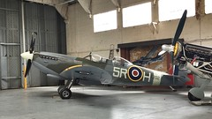 Photo of Spitfire adapted to take two