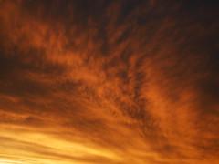 The Electric Version (Swebbatron) Tags: australia queensland brisbane work ivd sunset sky thegreatestsunsetieversaw fuji travel radlab
