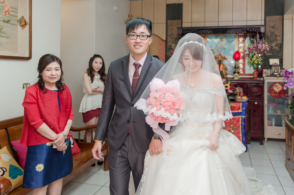 高雄婚攝 麗尊酒店 結婚迎娶特集 W & Y 090