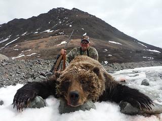 Alaska Dall Sheep Hunt & Moose Hunt 12