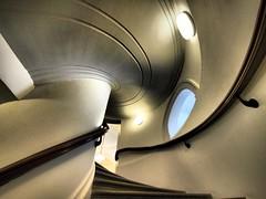 Stairs - Tate Britain (Stuart D Robertson) Tags: spiral architecture london tatebritain stairs