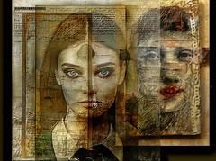 DNA (skizo39) Tags: woman collage layers art digitalprocessing digitalart digitalpainting photomanipulation colors colorful graphical design creation artistic