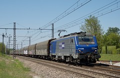 BB 27151 et fret (SylvainBouard) Tags: train railway sncf régiorail bb27000