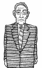Henry (Don Moyer) Tags: ink drawing moleskine notebook moyer donmoyer brushpen