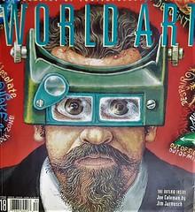 World Art 18 (1998) (Mongo X) Tags: worldart contemporaryart