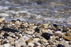 Shoreline (Glenn Pye) Tags: stone stones sea water nikon nikond7200 d7200
