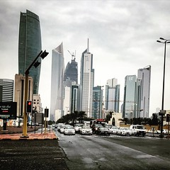 #Kuwait #city #Towers (keke_910) Tags: kuwait city towers