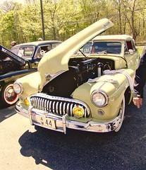 1940s Cadillac (mmorriso2002) Tags: cadillac 1940s car carshow johnsonscornerfarm medford newjersey
