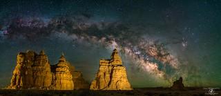 Roadside Milky Way