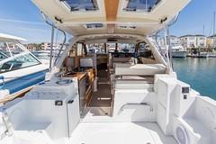 Cutwater_C302 interior (Soundings Magazine) Tags: boats pocketcruisers cruisers yachts