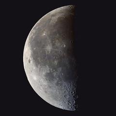 Last Quarter Moon 20170419_0600 (drdavies07) Tags: