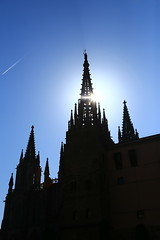 Barcelona (ISO 69) Tags: barcelona spanien spain catalunya katalonien catedral cathedral kathedrale kirche curch