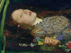 Ophelia by John Everett Millais - for Jade 💜 (Dolldiva67) Tags: ophelia preraphaelite holman hunt