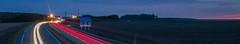autoroute2 (marbotte.jocelyne) Tags: autoroute poselongue lignes lumière nuit