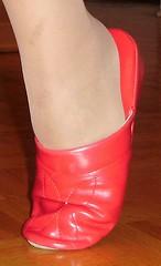 Hazel (211)-1 (Duke of Slippers) Tags: ballet slippers shoes flats pumps mules slides ballerinas fetish