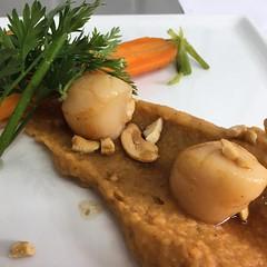 Samedi après midi marathon  Les dégustations s'enchaînent #mariage2017 #wedding #matdecocagne #foodporn #gastronomy #gastronomie