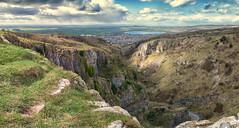 Horseshoe Bend Cheddar Gorge (Devlin9) Tags: rock wild landscape cheddargorge nature cliffs scenery gorge horseshoebend