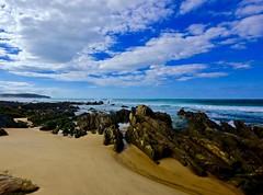 View North (jack eastlake) Tags: cpl polarizer polariser bunga beach north mimosa rocks national park far south coast nsw bermagui bega valley tathra murrah surf surfers surfing