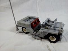 Ww2 Jeep (A.V.V.) Tags: lego moc ww2 battleforcaen