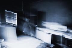 Kitchen (kentwill) Tags: virginia farm 50mm14 nikonf3 abaondoned franklincounty