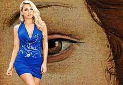 In the eye of Venus (cuto amidei) Tags: woman art beautiful 1001nights botticelli autofocus 1001nightsmagiccity rememberthatmomentlevel1