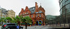 Crown of Cricklewood (beqi) Tags: panorama london architecture hotel stonework brompton photoshoppery 2014 cricklewood