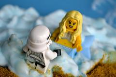 Stormtrooper September #27 (Lost Star) Tags: beach foam stormtrooper mermaid stormtrooperseptember