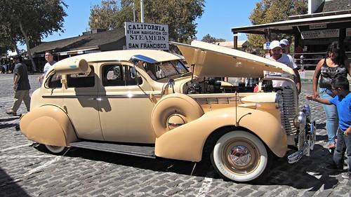 1938 Buick Special 4 Door Sedan '6J 68 60' 3
