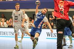 "DKB DHL15 Bergischer HC vs. TSV GWD Minden 27.09.2014 072.jpg • <a style=""font-size:0.8em;"" href=""http://www.flickr.com/photos/64442770@N03/15191301949/"" target=""_blank"">View on Flickr</a>"