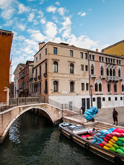 The Morning Laundry Service, Venice