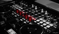 Controls #CDJ #DJ #Music #buttons #knobs #red #colour #black #white #splash #fader #electronic #sound #like #follow #flickr #Facebook #instagram #twitter #laneylost (laneylost) Tags: red music white black colour flickr dj buttons like follow sound splash electronic knobs cdj fader facebook twitter instagram laneylost