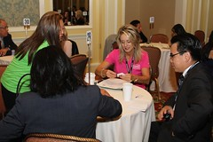 Lowes Business Match Making at the USHCC 2014 Convention