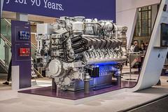 MTU_InnoTrans2014_18 (Rolls-Royce Power Systems AG) Tags: technology power engine rail rollsroyce systems 1600 series mtu 4000 2014 iep powerpack baureihe innotrans