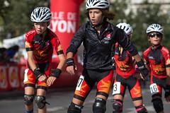 Course des Gones (Claude Schildknecht) Tags: france race europe lyon places course roller bellecour lugdunum gones