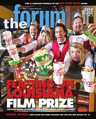 Who is ready to make some trouble with us at Louisiana Film Prize 2014 (Oct. 9-12, www.LaFilmPrize.com)? The Forum and City Life has the skinny on the Film and Music Prizes. Get a digital advance look HERE: http://bit.ly/1uXeIp7
