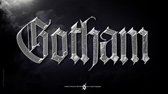 toronto comics dc tv bruce wayne gothic gordon fox batman heller calligraphy bruno tvseries calligraphic rudolfkoch steveczajka