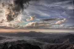 cloudy day (explore) (nabilelsherif) Tags: sky mountains clouds nikon ksa taif 18105mm 18105mmvr nikond7100
