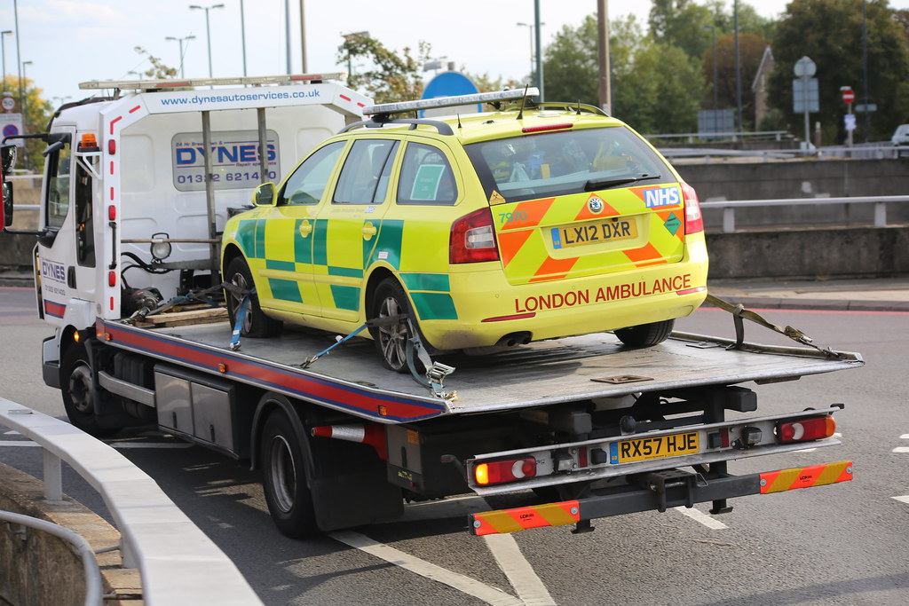 The World S Best Photos Of Responder And Skoda Flickr